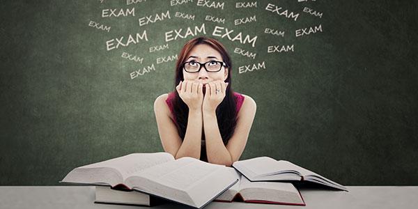 PTE Exam Stress